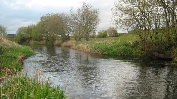 Ballyvary river