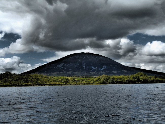 Clouds over nephin