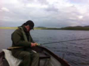 On Lough Conn