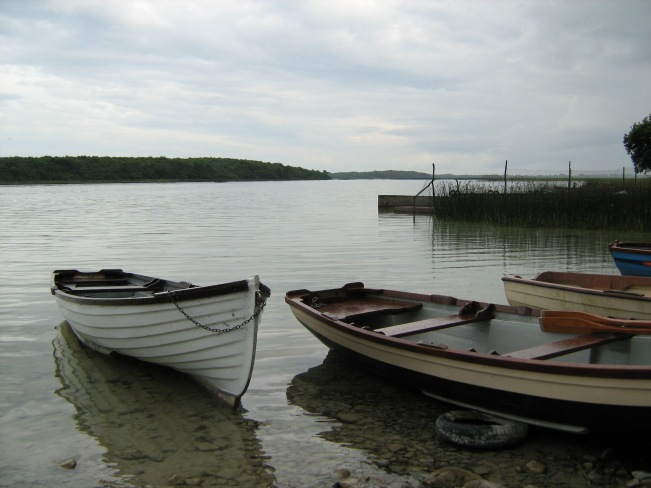 Moorhall Bay, Lough Carra
