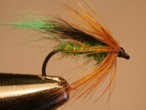 Green winged Green Peter