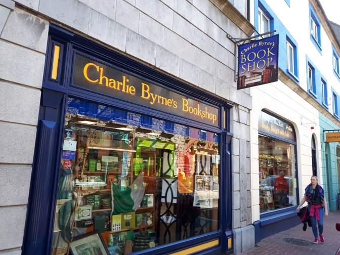 Charlie Byrne's book shop