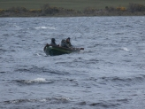 great conditions on Lough Beltra