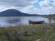peace and quiet on lough conn
