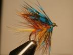 Some flies for Lough fishing