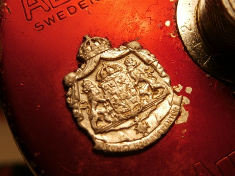 the famous ABU badge