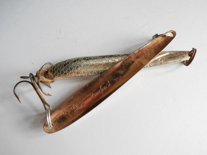 Sea trout spoons