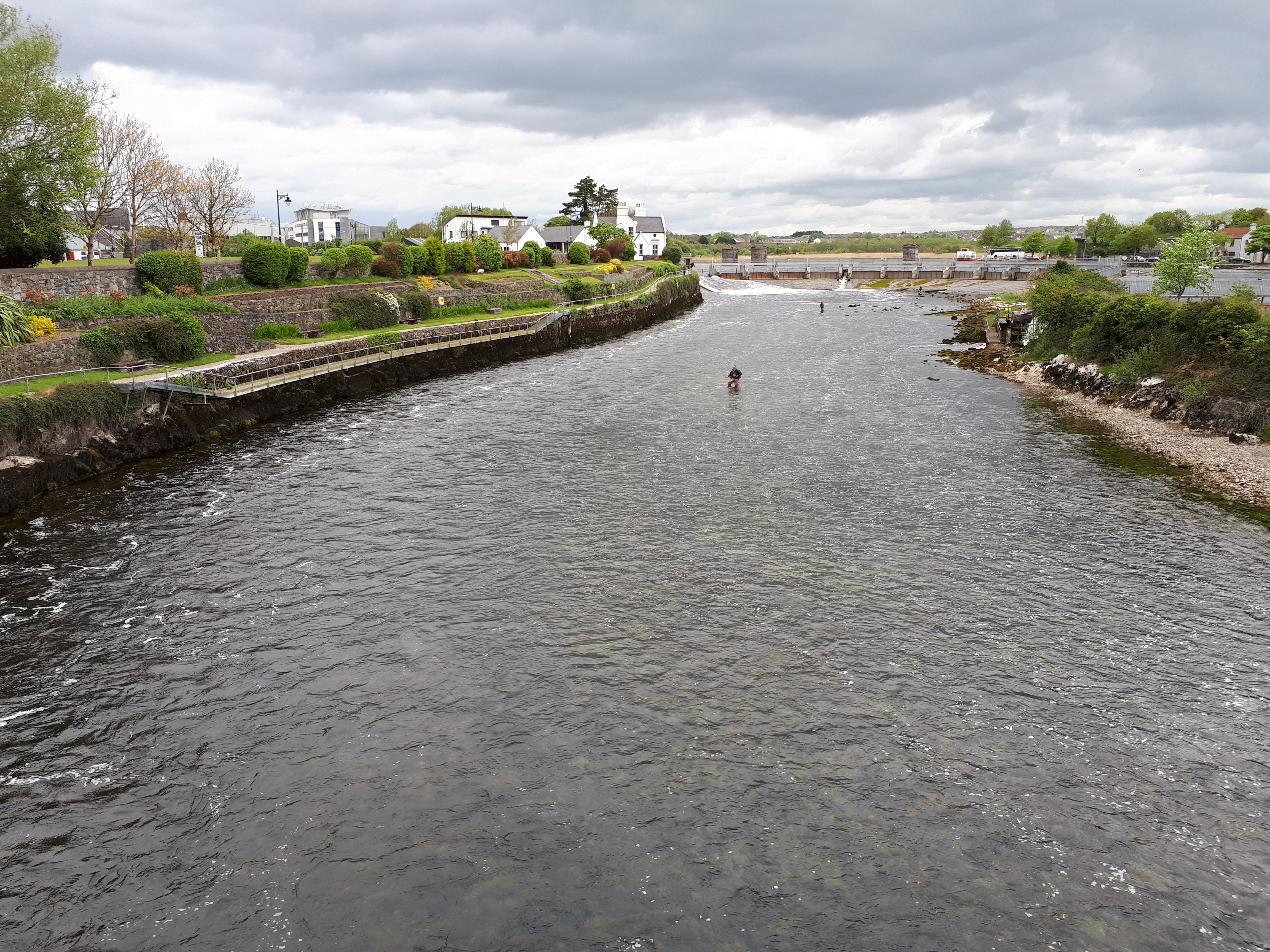 The Galway Weir