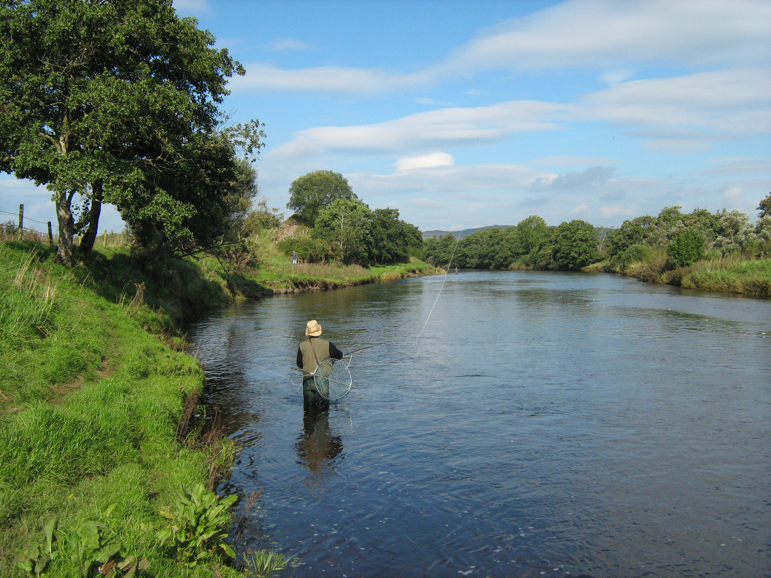 The river Moy, sept'08